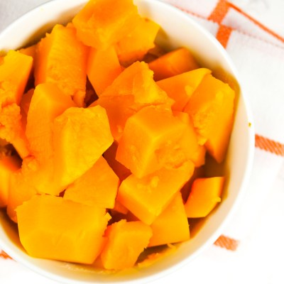 BUTTERNUT SQUASH: HOW TO PEEL, CUT AND COOK