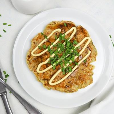 Vegan Okonomiyaki Recipe