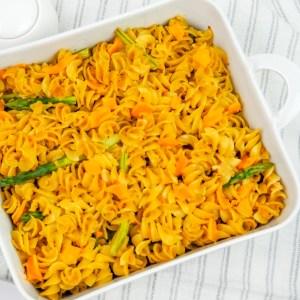 asparagus pasta