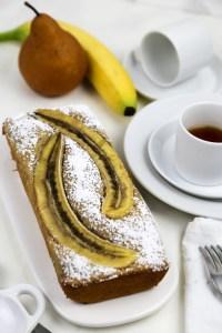 vegan banan bread