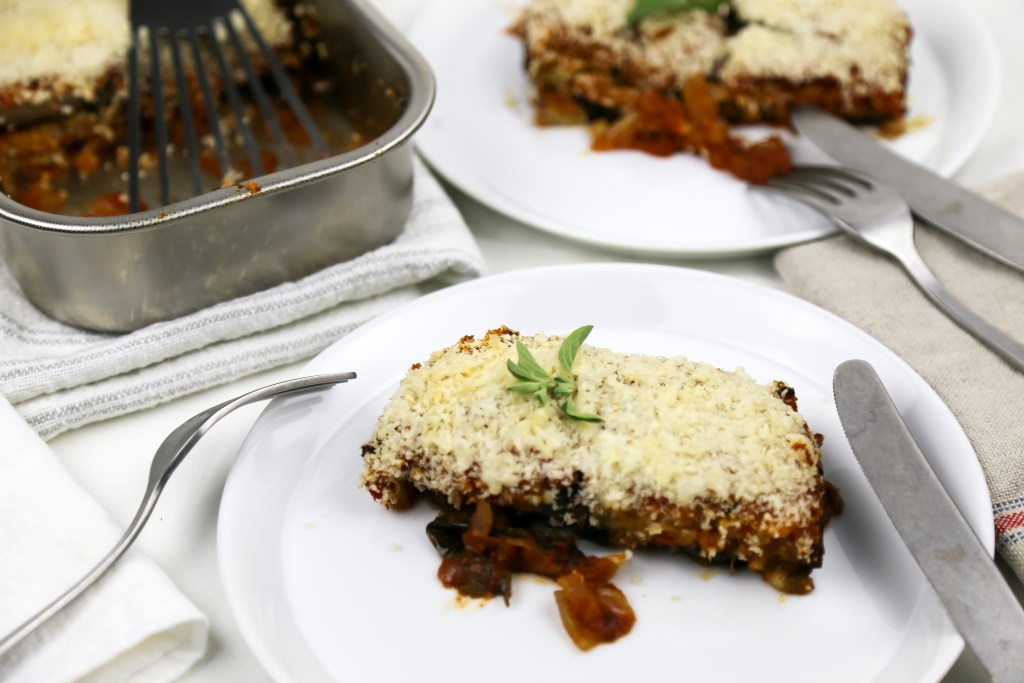 vegan eggplant