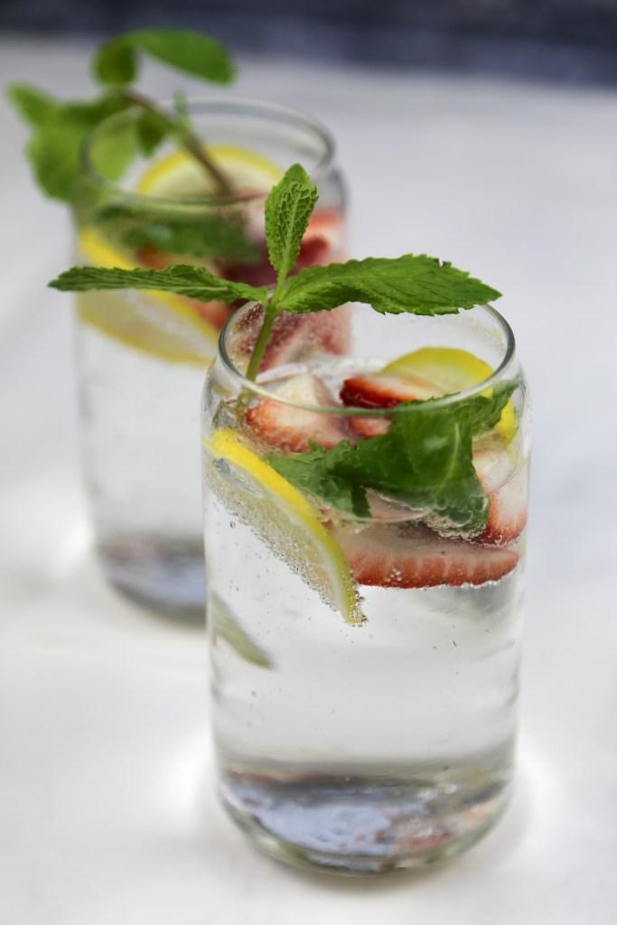 sparkling lemonade