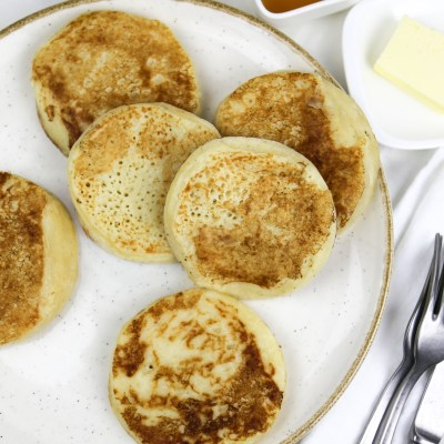 EASY CRUMPETS