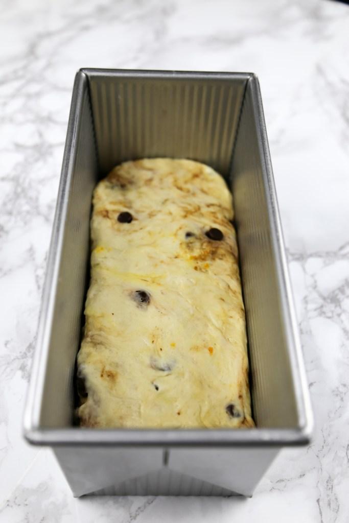 orange-chocolate loaf