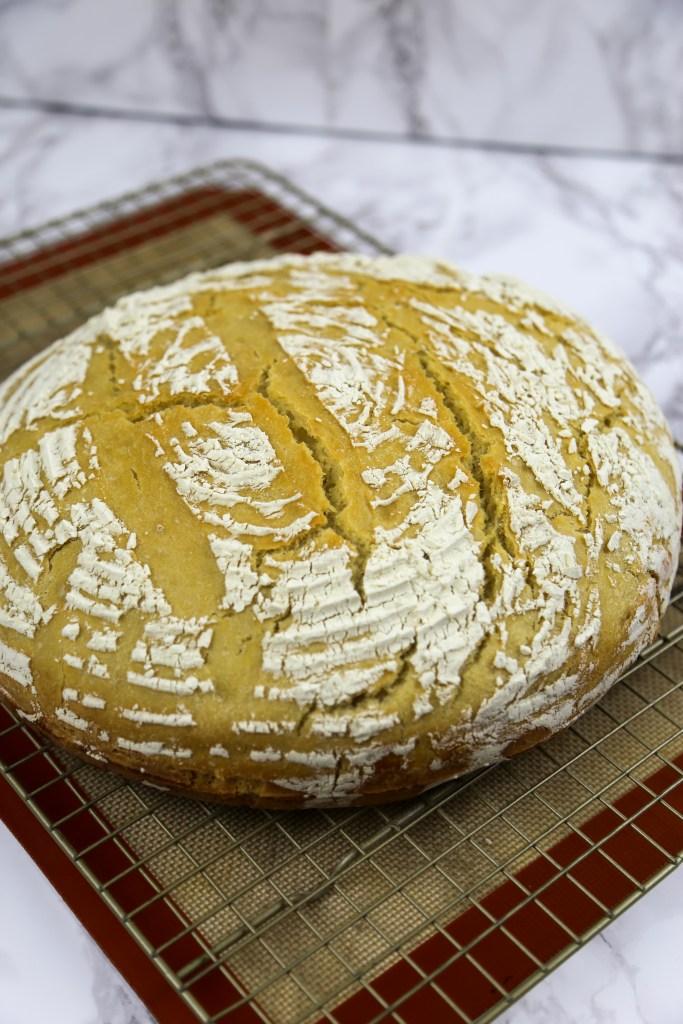 einkorn bread