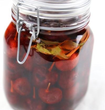 cherry appetizer
