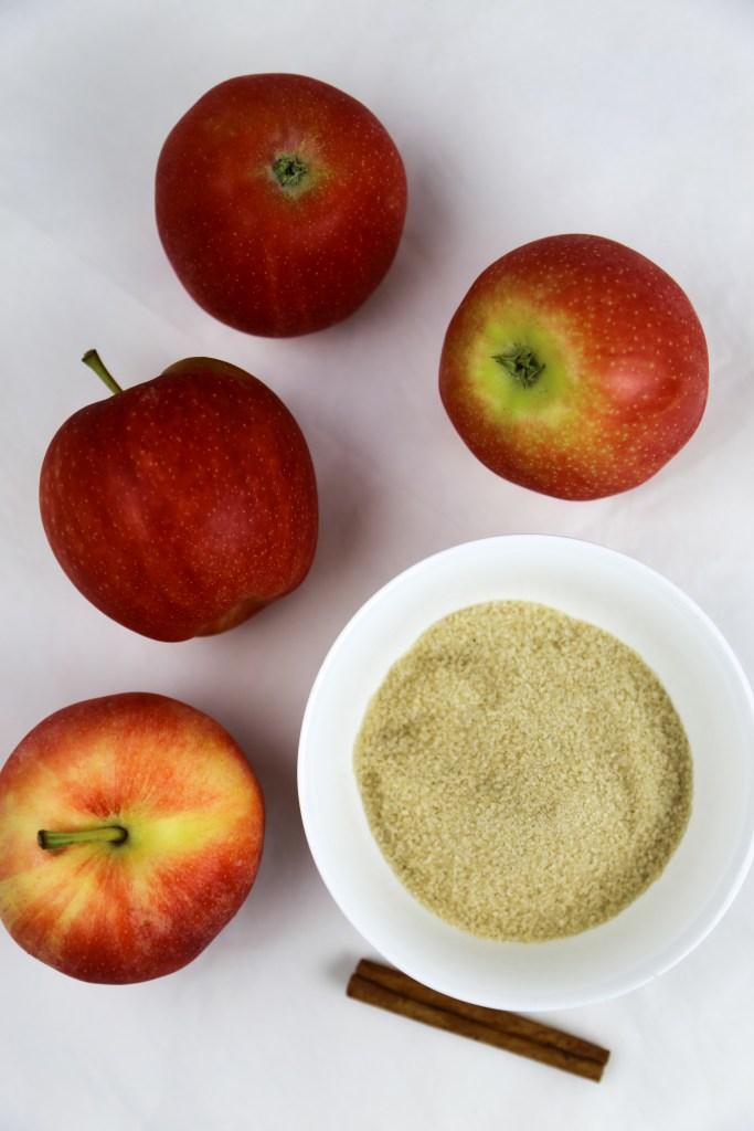 stewed apple